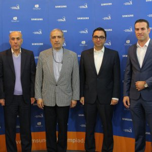 Samsung Helps in Training Iranian Technicians