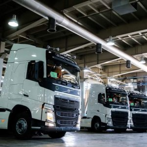 Volvo Trucks, SAIPA Discuss Closer Ties