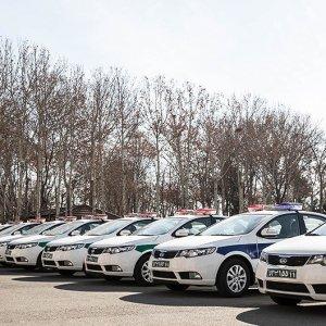 Kia Cerato Joining Iran's Police Fleet