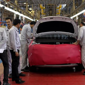 Iran Carmaker Getting Ready for New   Model