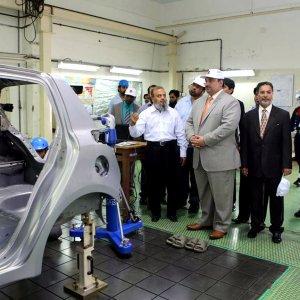 Auto Parts Makers Visit Pakistan