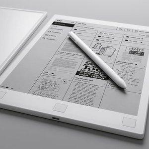 Paper-Like Tablet Arrives
