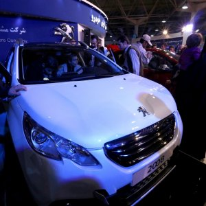 The Peugeot 2008 will be the first new model to be launched in Iran following the company's return.