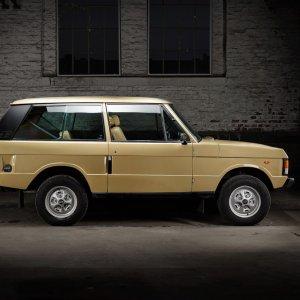 Range Rover's Reborn Coming at $168,0000