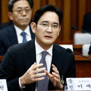 12-Year Jail for Samsung Heir