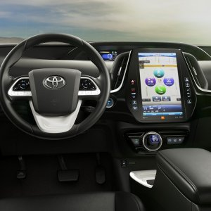 Toyota, Tech Firms Tie Up for Data Project