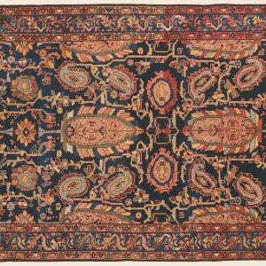 A Malayer rug