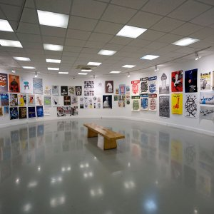 Artists Forum Hosting Graphic Design Exhibition