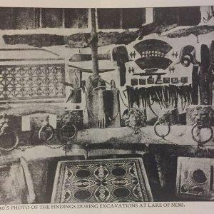 Stolen Mosaic of Caligula's Ship Returned to Italy