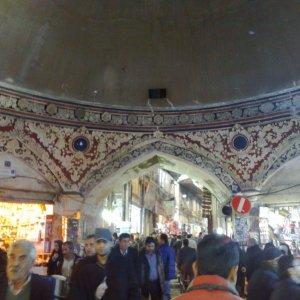 Tehran Bazaar's Big Charsoq Under Renovation