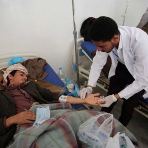 Cholera Kills 2,018 People in Yemen