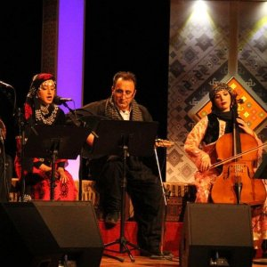 Kurdish Group to Perform for Quake Victims