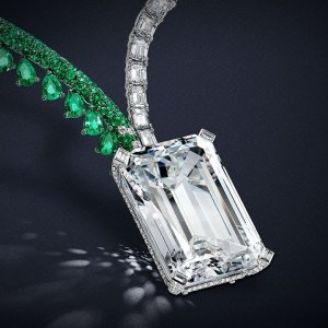 Largest Diamond Sold for Record $34m in Geneva