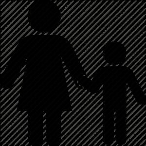 Female-Headed Households Up