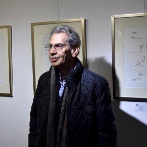 Kambiz Derambakhsh and his cartoons