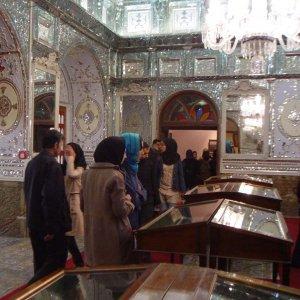 Golestan Palace Displaying 82,000 Artifacts