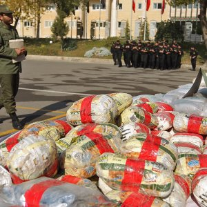 Iran has spent more than $700 million, and lost nearly 4,000 police officers in the war against drugs.