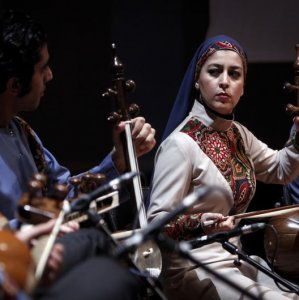 Classical Music Festival Opens  in Roudaki