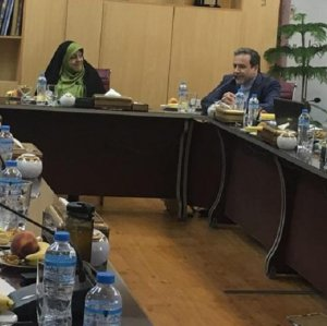 Participants exchanged views on issues such as green (sustainable) entrepreneurship opportunities for women and women's role in climate change.