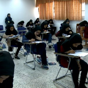 This year 930,208 students, including 548,434 boys and 381,774 girls sat for the nationwide university entrance exams.
