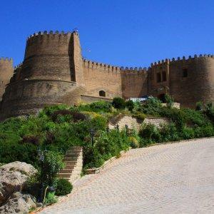 Luri Music Festival at Falak-ol-Aflak Castle