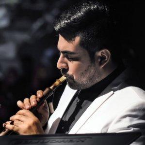 Khajeh-Amiri's New Age Music Night at Azadi Tower