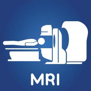 MRI Ward at Varamin Hospital