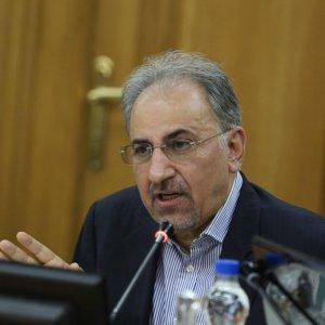 Tehran Mayor Takes Office
