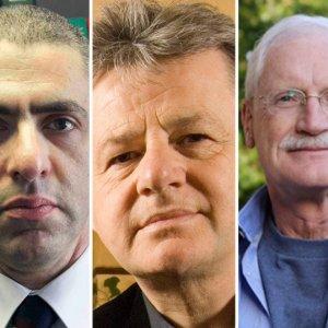 Brain Prize for 3 Neuroscientists
