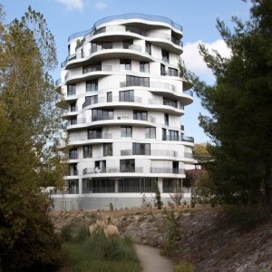 Iranian Architect Helps Design Montpellier Tower