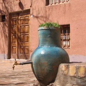 Abyaneh, Fin Garden