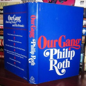 Philip Roth's 'Our Gang'  in Persian