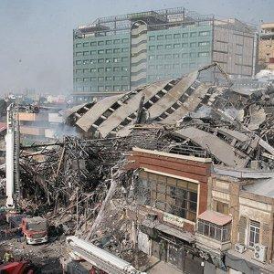 Plasco Building to Be Rebuilt