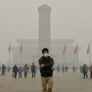 China, India Accounted for Half of World's Pollution Deaths in 2015