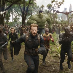 'Avengers: Infinity War' Shatters Box Office Records