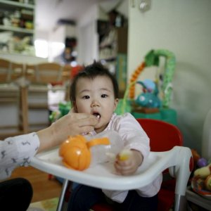 S. Korea Birth Rate Plunges to Record Low