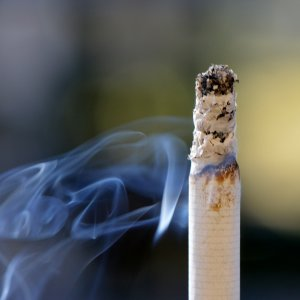 About 33% of Russian adults use tobacco products.