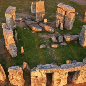 Stonehenge Yields Clues to Its Builders