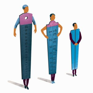 Big, Tall Women More at Risk for Heart Problem