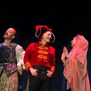 Moliere's Situation Comedy Meets Traditional Iranian Theater