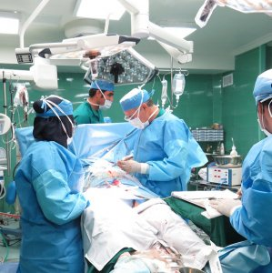 There are currently 46 organ transplant centers in the country.