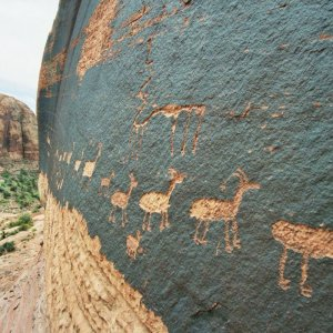 Trump's Decision Could Threaten Ancient Petroglyphs