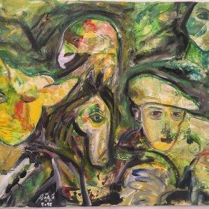 Yadegari to Hold First Exhibition