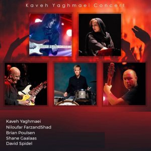 Yaghmai Concerts in March With Canadian Musicians