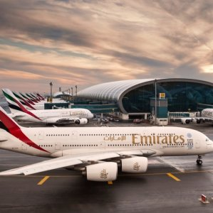 Emirates was named the best airline by TripAdvisor reviewers.
