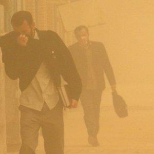 Lorestan Air Quality Hazardous