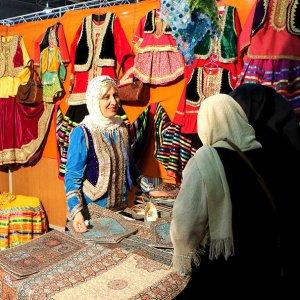 Pars Tourism Exhibit Underway