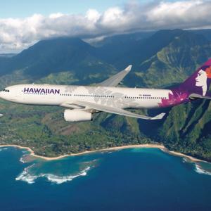 Hawaiian Airlines Reduces Big Island Flight