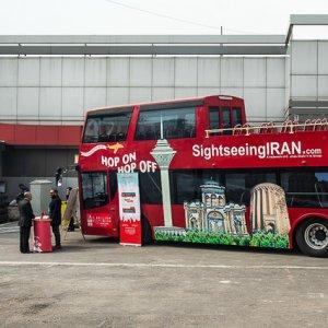Tehran to Launch Norouz Open-Top Bus Tours