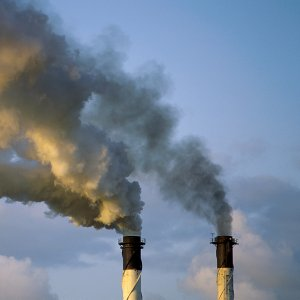 Carbon levels in the atmosphere exceeded the 410 ppm threshold last week.